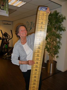 Ger -4kg en -13cm in 4 weken op de buik met Betterbelly
