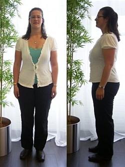 Annemarie -19,3kg en -106cm