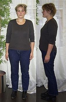Wilma -19,7 kilo en 101 cm